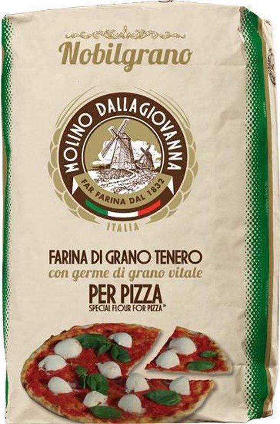 Nobilgrano – Pizza / Brood Bloem – 10 kg