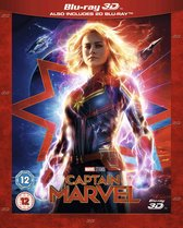 Captain Marvel (3D Blu-ray)