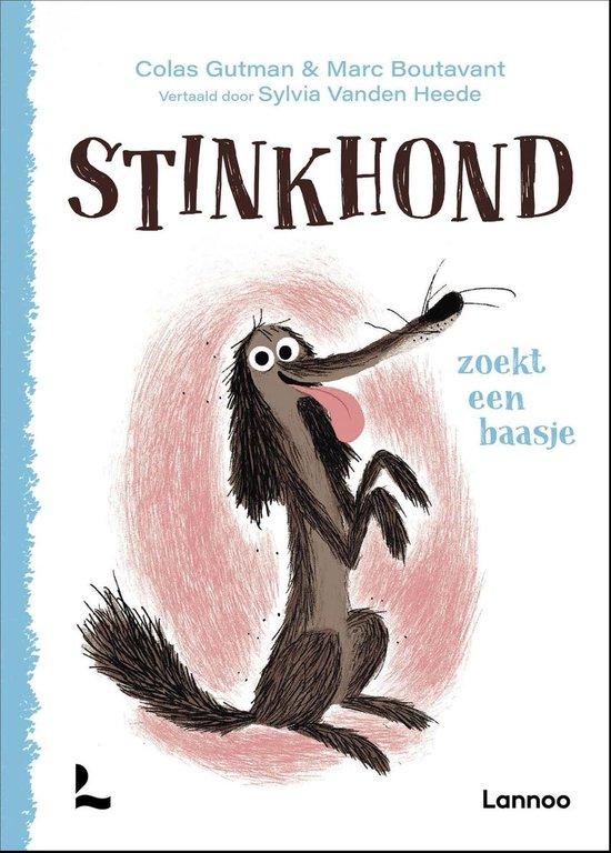 Boek cover stinkhond zoekt een baasje van Colas Gutman (Onbekend)