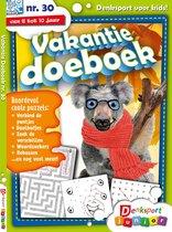 Denksport Junior Vakantie Doeboek, editie 30
