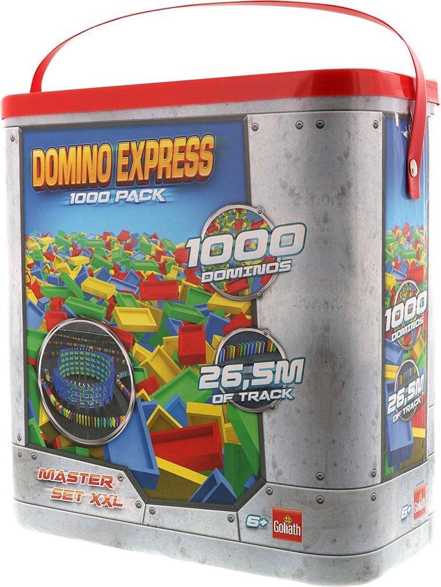 Domino Express - 1000 stenen - Goliath