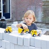 New Classic Toys Houten Speelgoedvoertuigen - Bouw