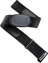 Hartslagmeter met Unisex Borstband - Hartslag Meter Monitor voor Borst -...