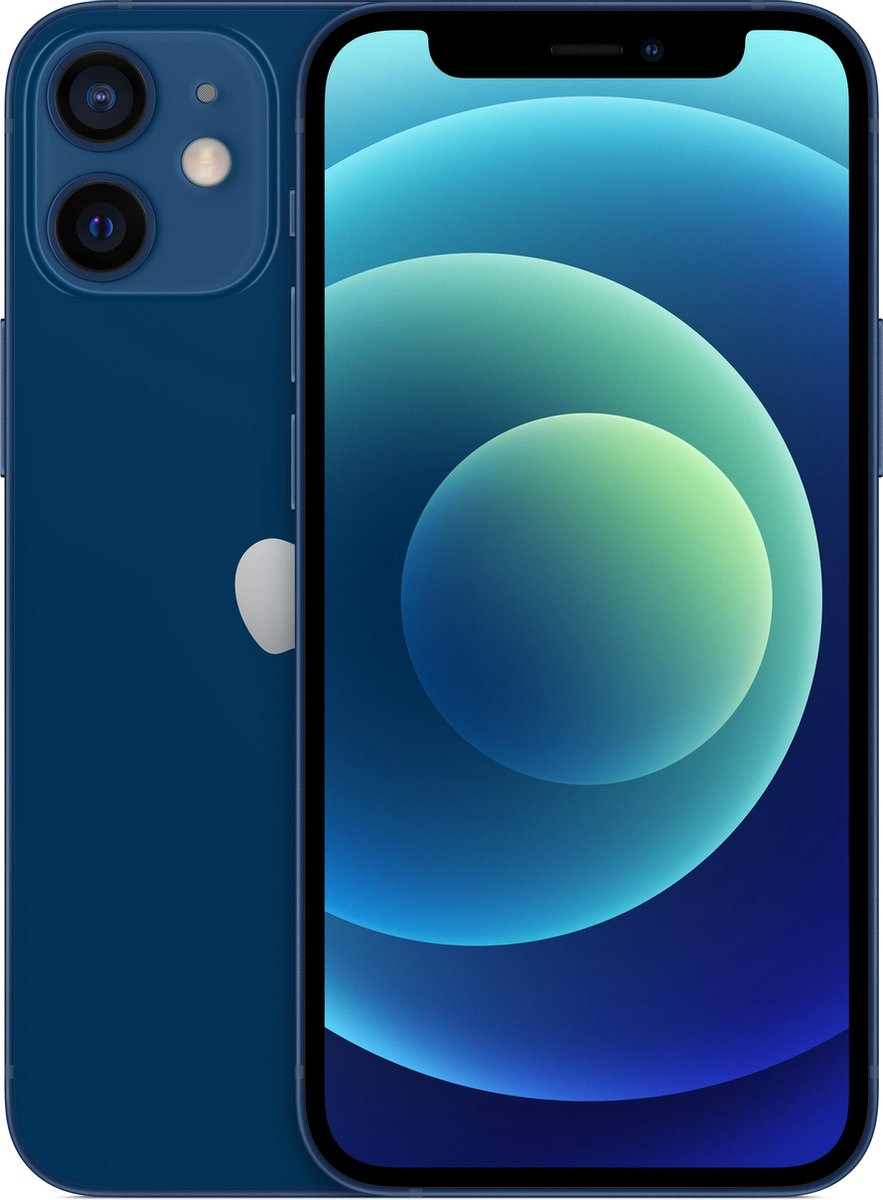 Apple iPhone 12 Mini – 64GB – Blauw