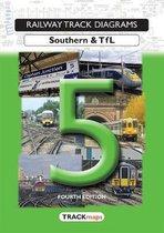 Railway Track Diagrams, Book 5 - Southern & TfL