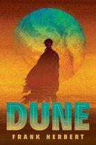 Boek cover Dune van Frank Herbert (Hardcover)