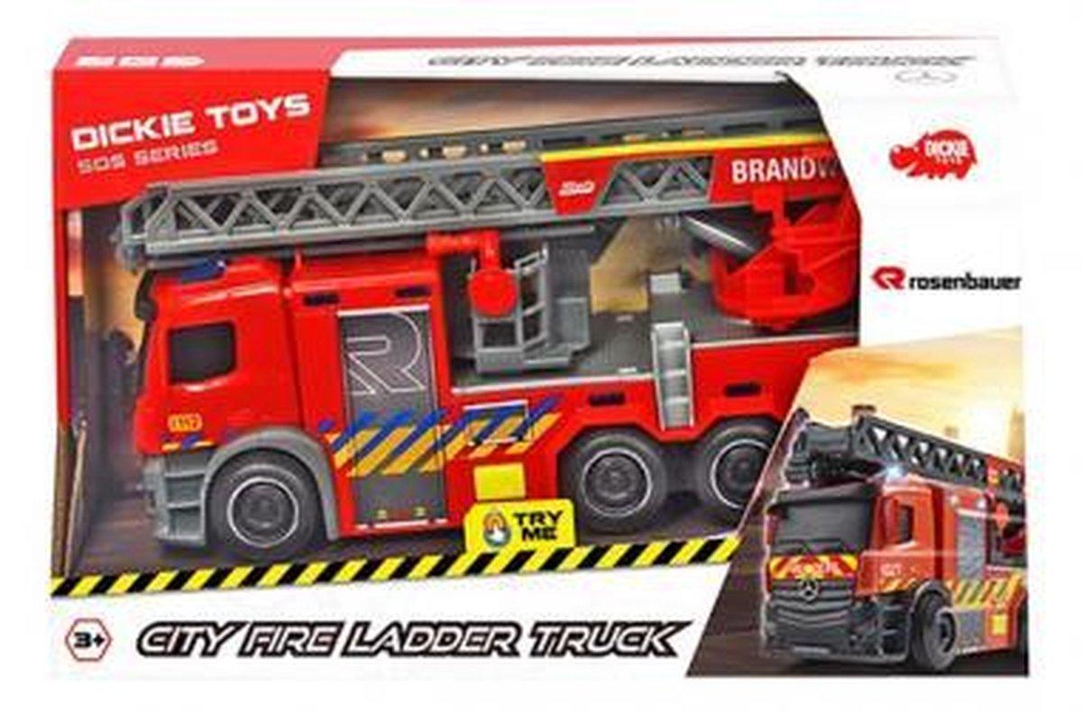 Dickie Brandweerwagen Belgie