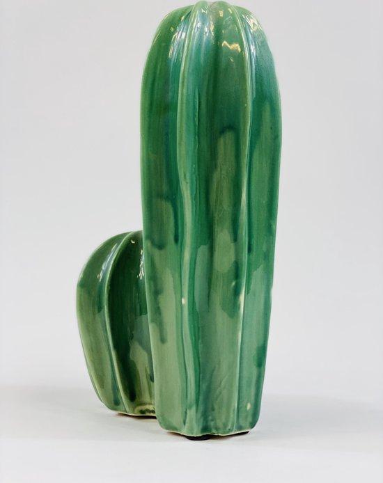 Bol Com Oneiro S Luxe Cactus Beeld 29 Cm Hoogte Decoratie Plant Cactus Decoratie