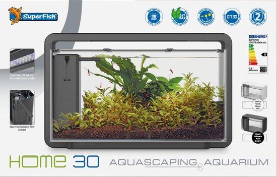 SuperFish Home 30 Aquarium Wit