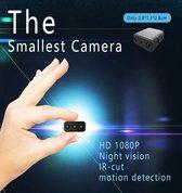 Mico Spy Camera Full Hd 1080P Home Security Camcorder Nachtzicht Micro Cam Bewegingsdetectie Video Voice Recorder