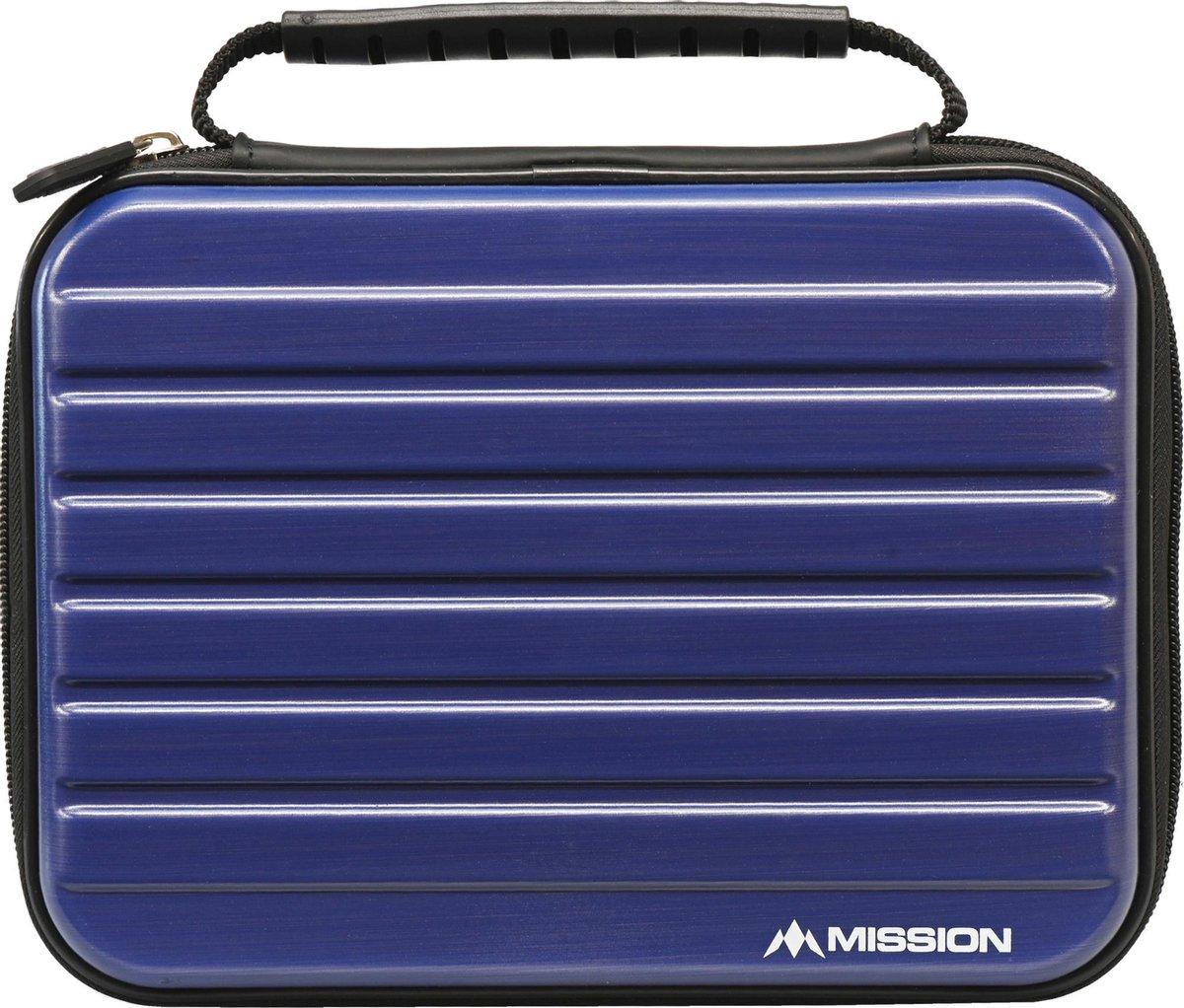 Mission ABS-4 Case Dark Blue