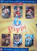 Pippi Langkous Unieke Verzamel Box met alle TV-afleveringen!