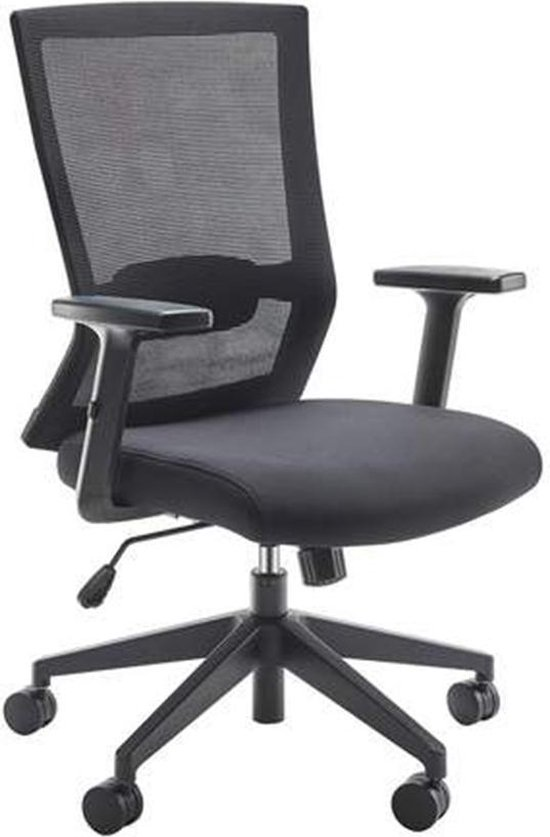 Afbeelding van WeWork Ergonomische Bureaustoel - Bureaustoelen voor volwassenen - Office Chair Ergonomisch - Comfortabel Thuiswerken