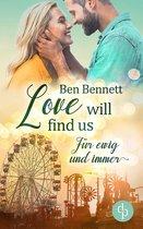 Love will find us
