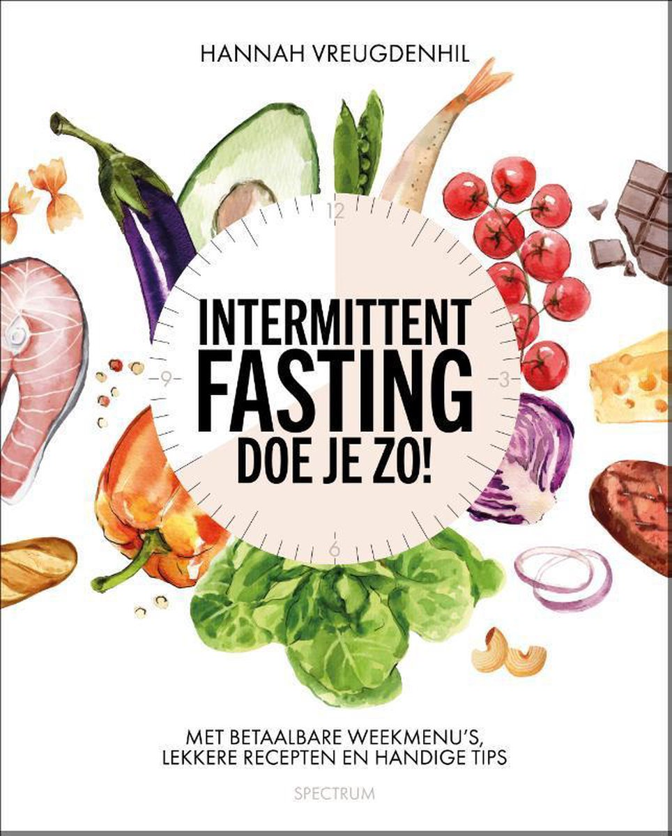 Intermittent fasting - doe je zo