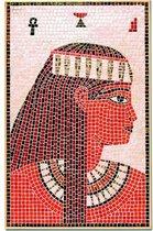 Mozaïek Cleopatra- Steen