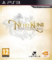 Ni No Kuni: Wrath of the White Witch - Essentials Edition - PS3