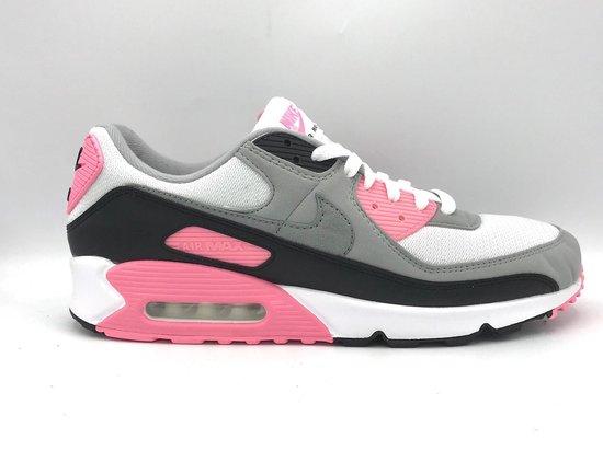 Nike Air Max 90 - Candy Pink/Black/White - Maat 47.5