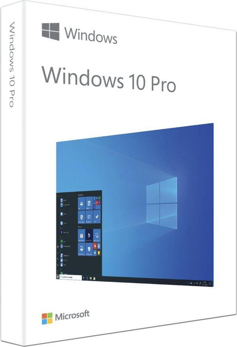 WINDOWS 10 PRO FPP 32/64 USB - Engelstalig