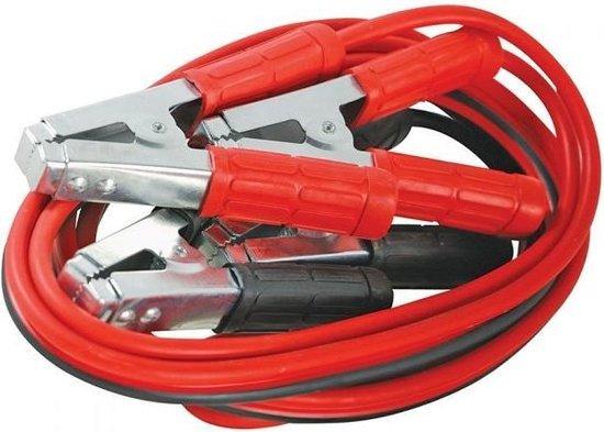 Silverline Startkabels heavy-duty - 456956 - 600A - 3.6m