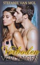 Boek cover Verlangen 3 -   Verboden Verlangen van Stefanie van Mol