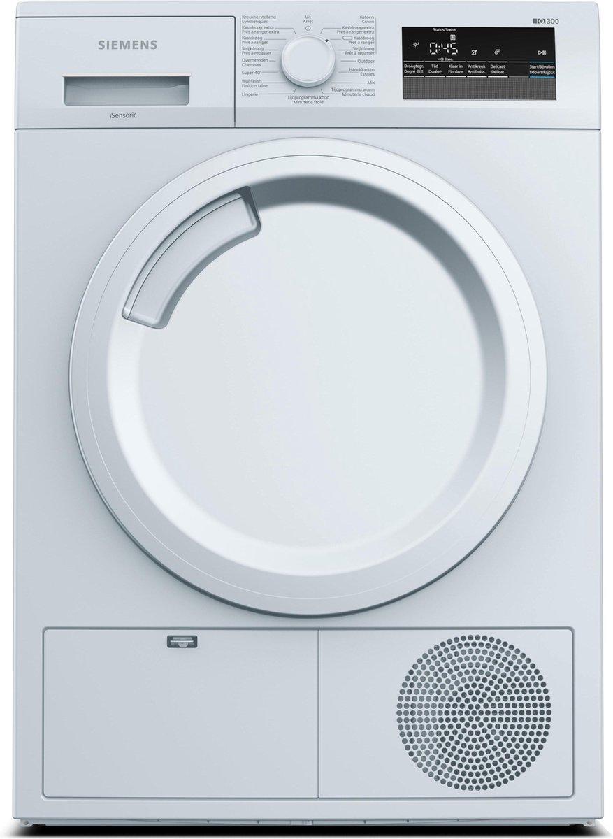 Siemens WT43HVE0FG – iQ300 – Warmtepompdroger – NL/FR