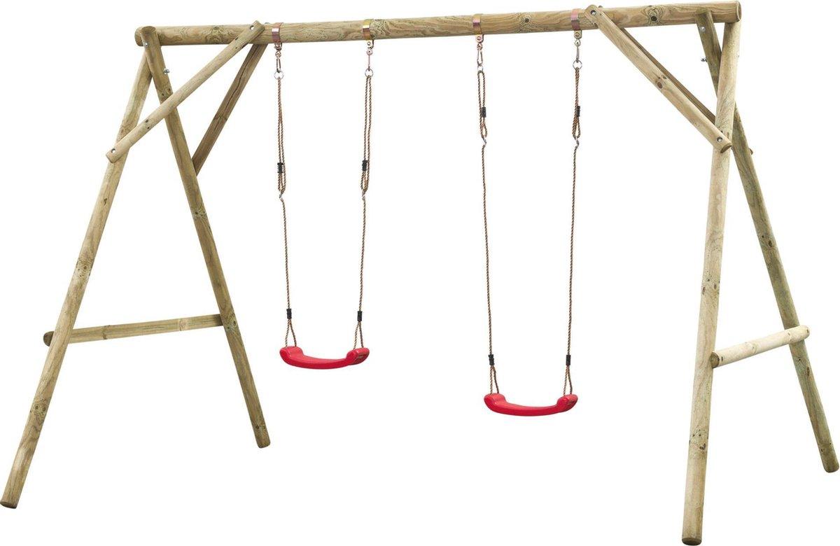 Swing King schommel Eline dubbel - 300cm