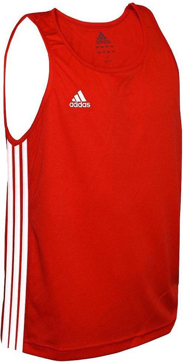Adidas Herenboksvest (Rood)