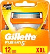 Gillette Fusion5 -scheermesjes-12-pack