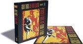 Guns n Roses Puzzel Use Your Illusion 1 500 stukjes Multicolours