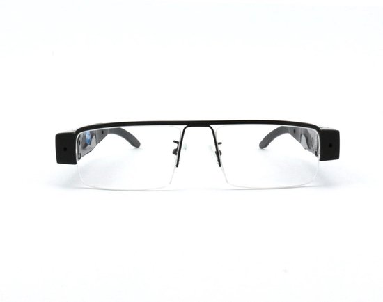 Verborgen Camera Bril - Spy Glasses - Spycam