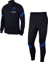 Nike Trainingspak - Maat XS  - Mannen - zwart/blauw