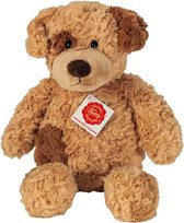 Hermann Teddy Knuffel Hond Spotty 30 cm