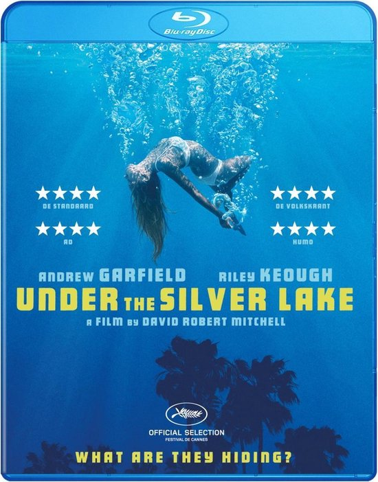 Under the Silver Lake (Blu-ray)