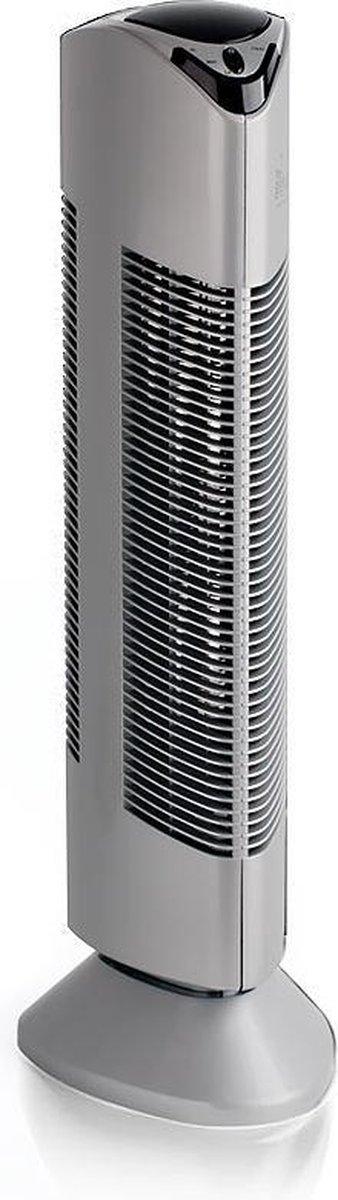 PR-369R Luchtreiniger met ionisator Zilver tot 60M²