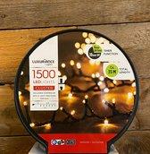 Luxuriance Lights kerstverlichting Cluster van WDMT™ | 1500 ledlampjes | 35 meter | inclusief timer functie