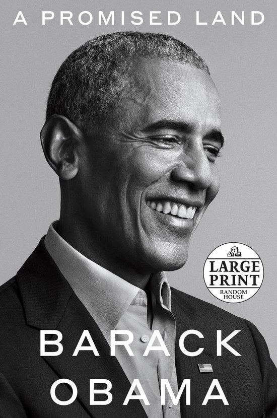 Boek cover A Promised Land van Barack Obama (Paperback)