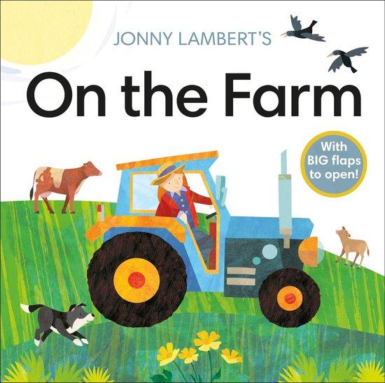 Boek cover Jonny Lamberts On the Farm van Jonny Lambert (Hardcover)