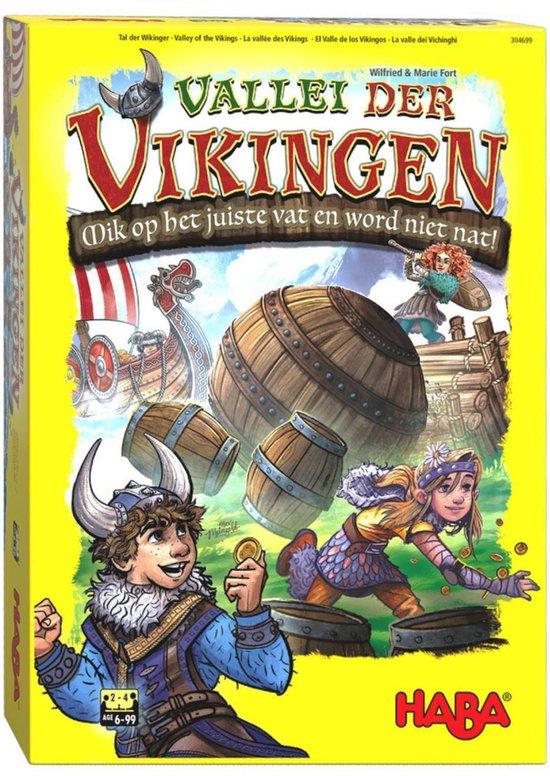 bol.com | Haba Gezelschapsspel Vallei Der Vikingen | Games
