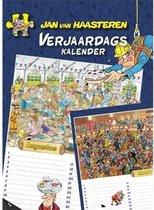 Jan van Haasteren Verjaardagskalender (formaat A4)