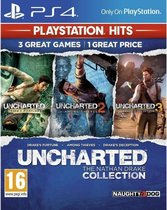 Uncharted: The Nathan Drake Collection PS4 - Hits