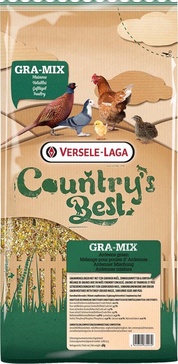 Versele-Laga Country's Best Gra-Mix - 4 kg - Versele-Laga Country`s Best