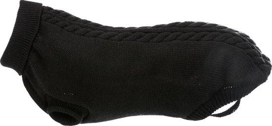 Trixie hondentrui kenton zwart 45 cm