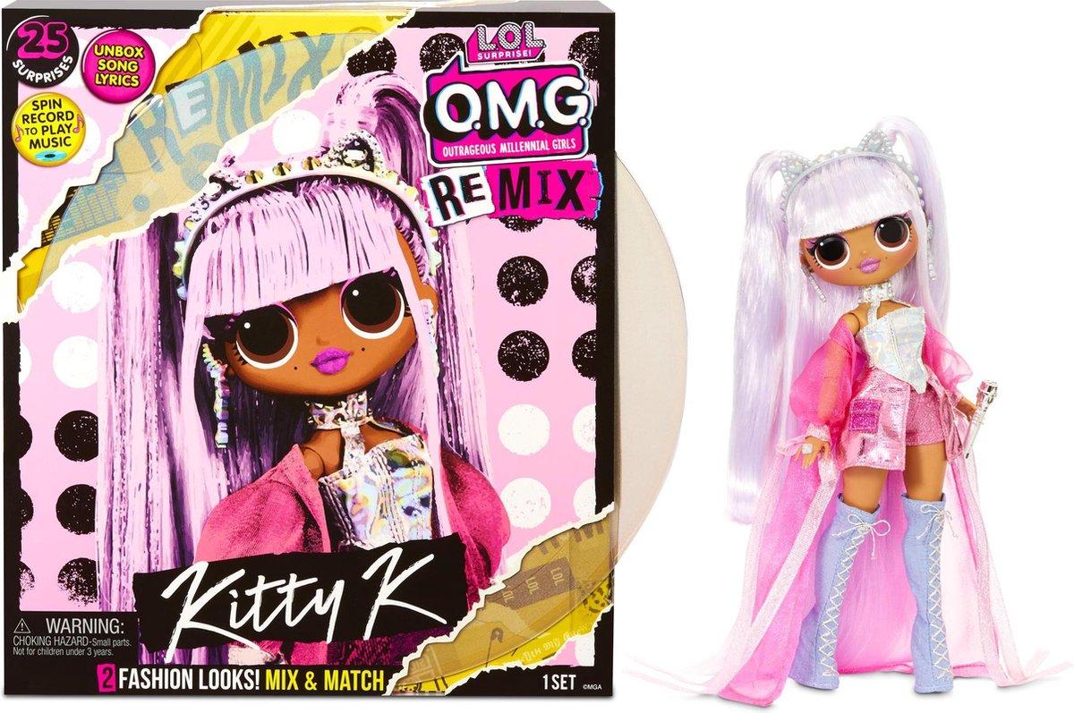 L.O.L. Surprise! Remix OMG Kitty K - Modepop