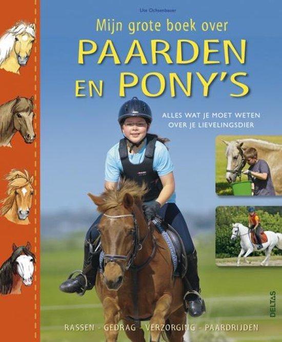 Mijn grote boek over paarden en pony s - Ute Ochsenbauer