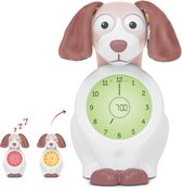 Zazu Davy the Dog Slaaptrainer en Kinderwekker Roze