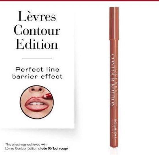 Bourjois Levres Contour Edition Lippotlood - 13 Nuts about You