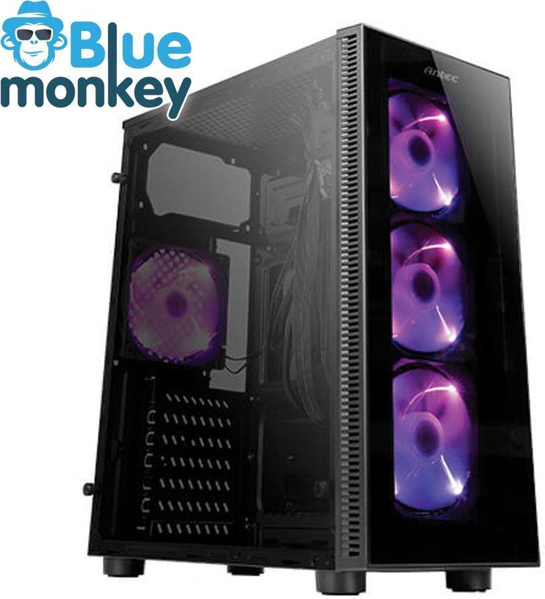 Blue Monkey Budget Game PC - i5 - GTX 1650 - 8GB DDR4 - 480 GB SSD
