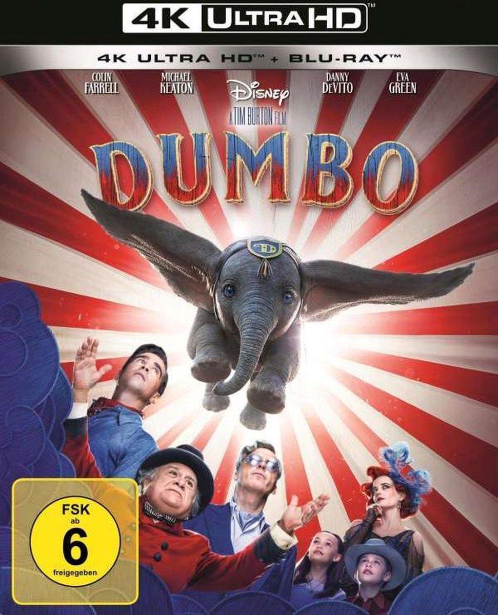 Dumbo (2019) (Ultra HD Blu-ray & Blu-ray)-