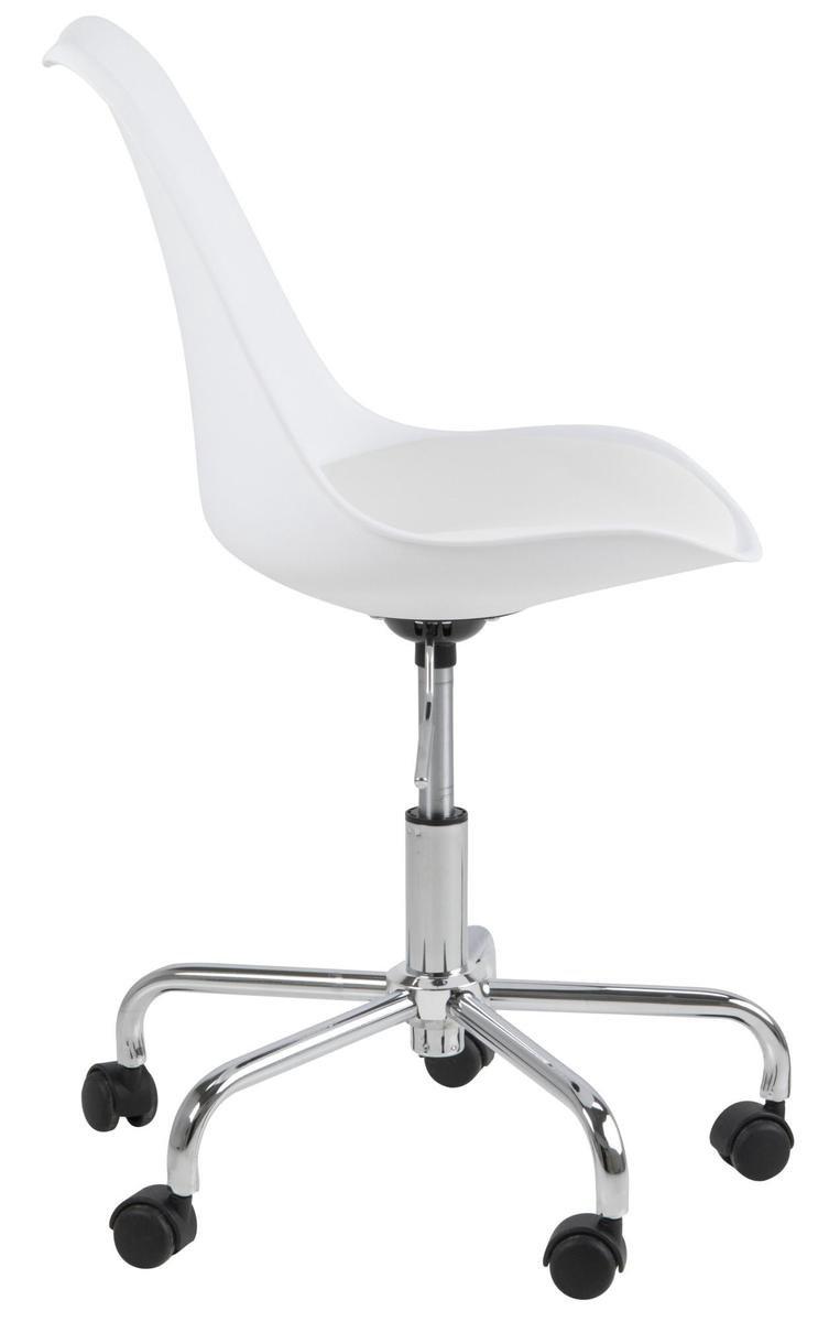 | 24Designs Bureaustoel Dex Office Witte Zitting